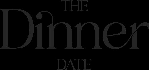 Dinner Date Title Logo