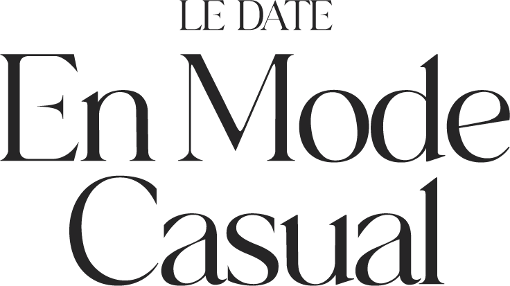 Casual Drinks Title Logo